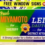 Free Window Signs