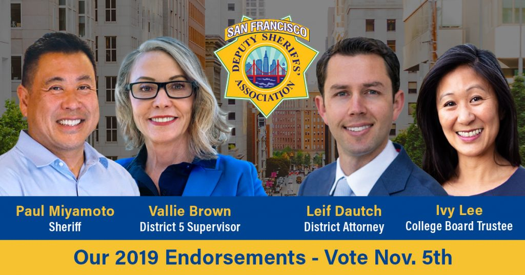 Leif Dautch for District Attorney