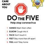 Prevent the Coronavirus