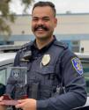 Police Officer Harminder Grewal